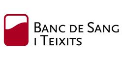 Banc De Sang I Teixits Logo